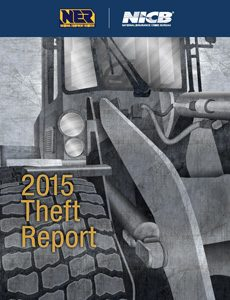 Annual Theft Report 2015